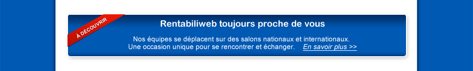 Rentabiliweb - Salons internationaux