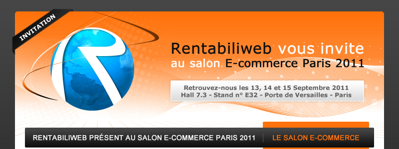 Rentabiliweb - salon E-commerce